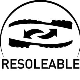 RESOLEABLE